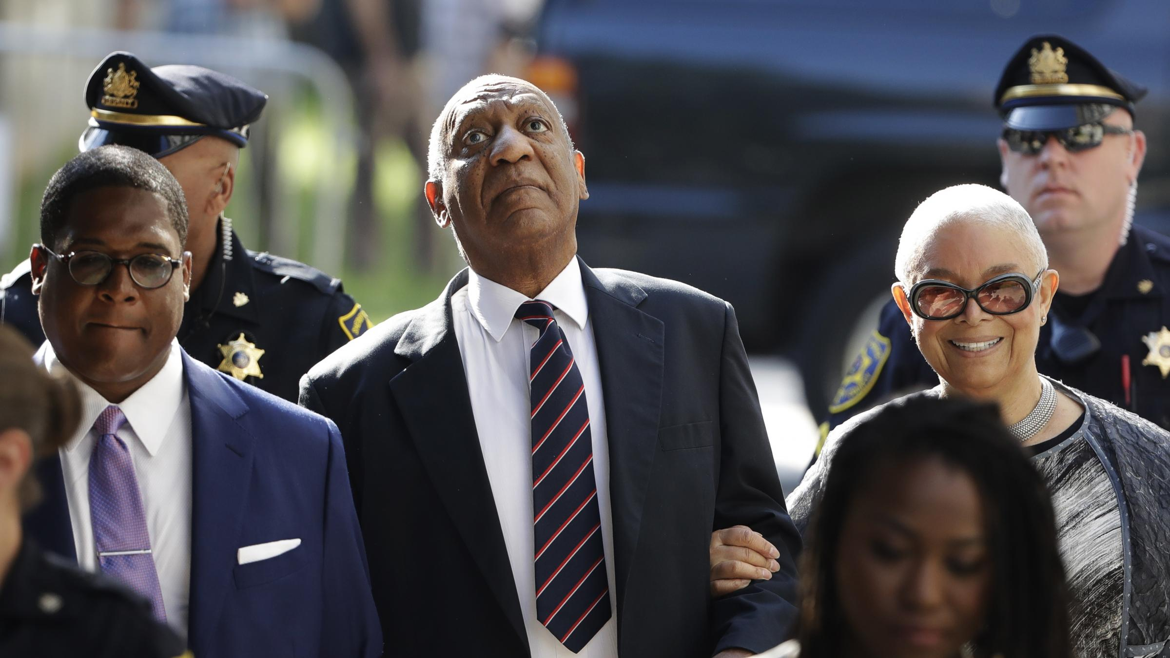 Cosby jury sent home after deliberating 4 hours