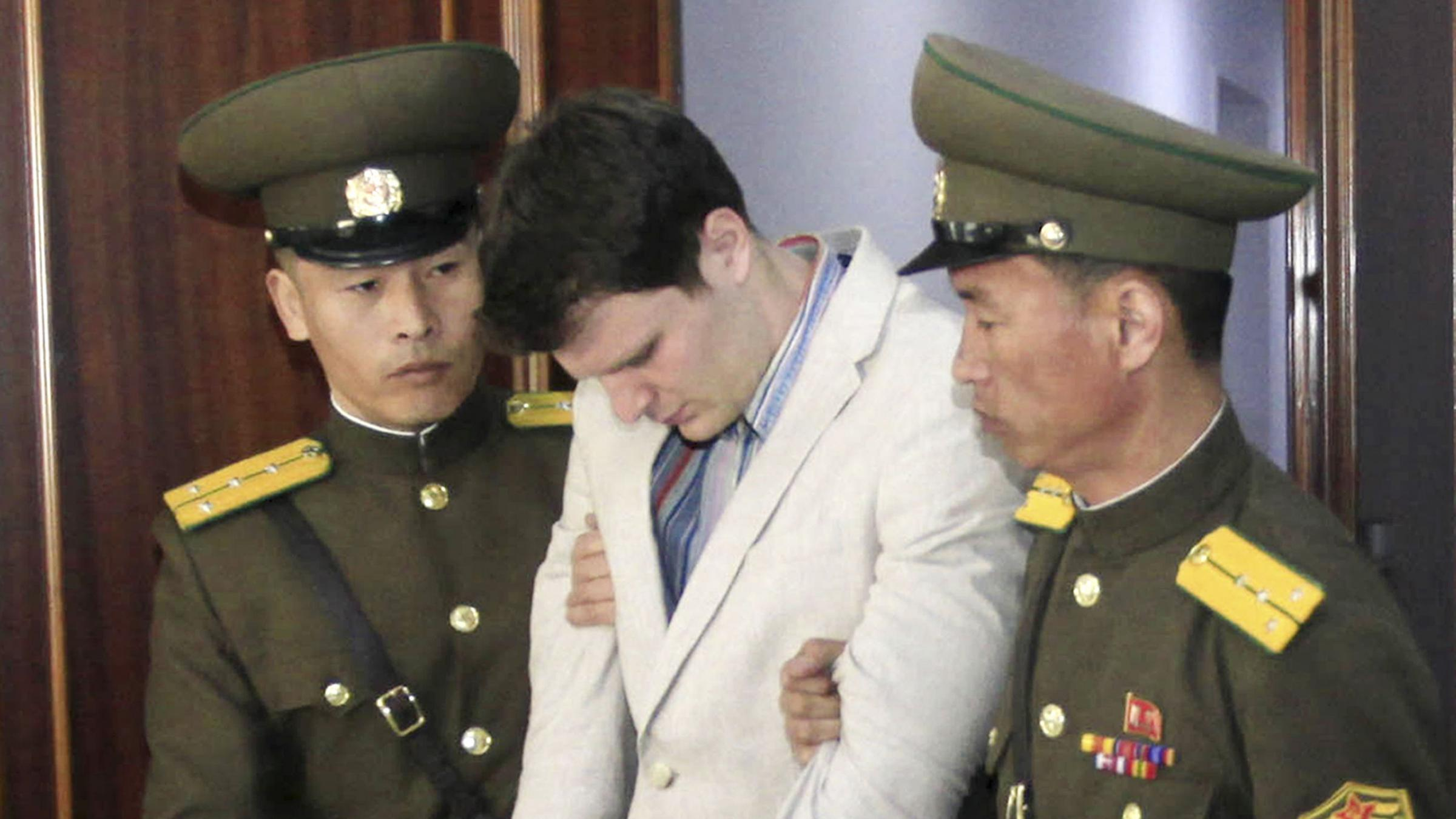 Otto Warmbier 'unresponsive', has been in coma for a year