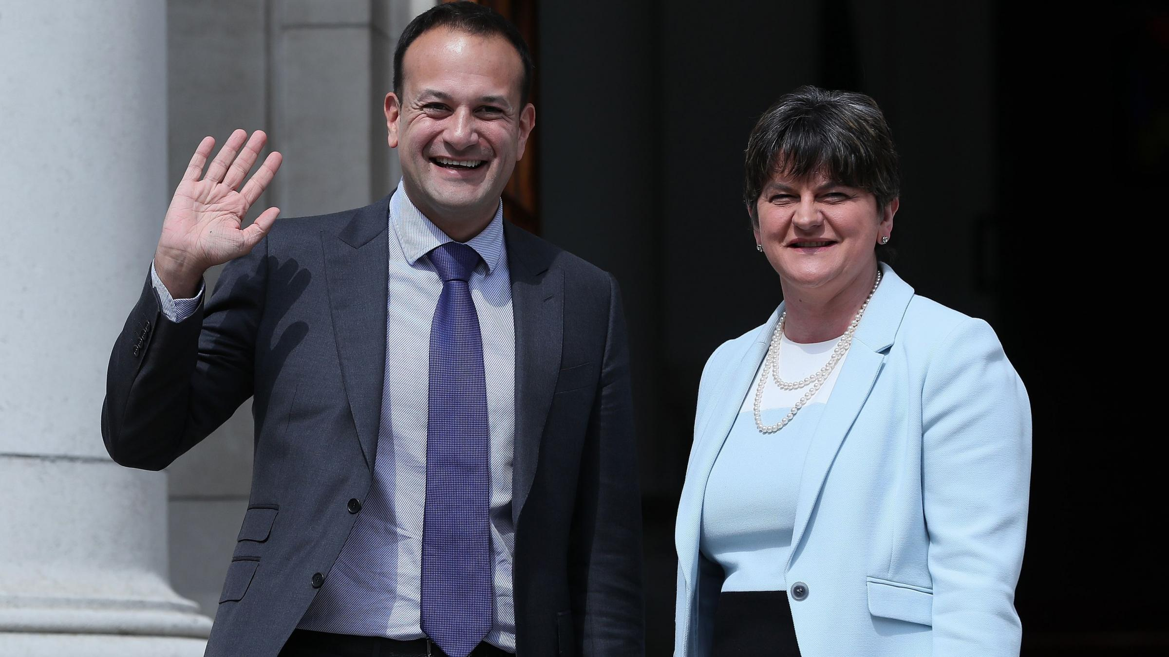 Deal with Sinn Fein 'very much doable', says DUP's Arlene Foster