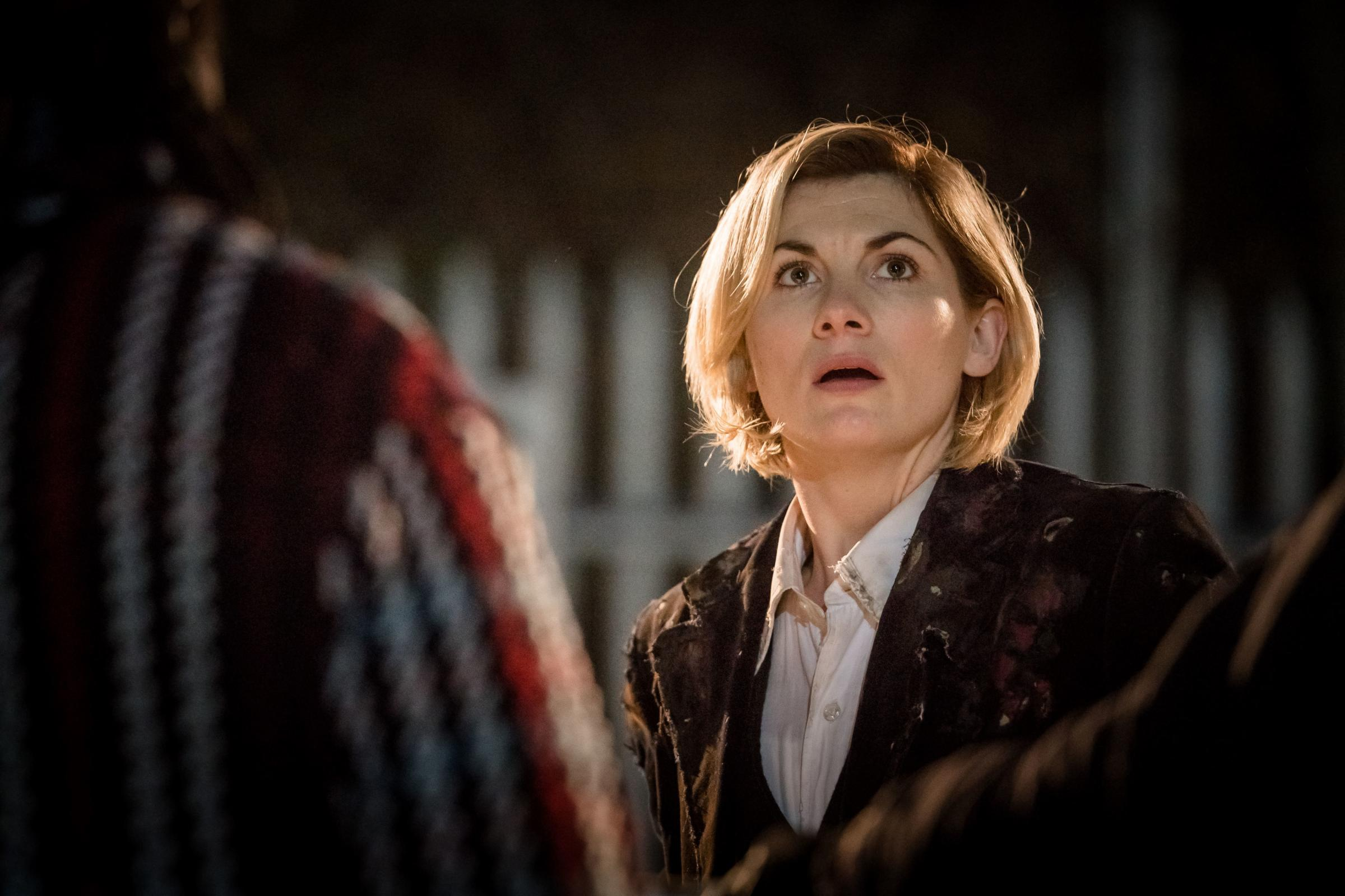 Jodie Whittaker is 'The Doctor', say thrilled fans of sci-fi show