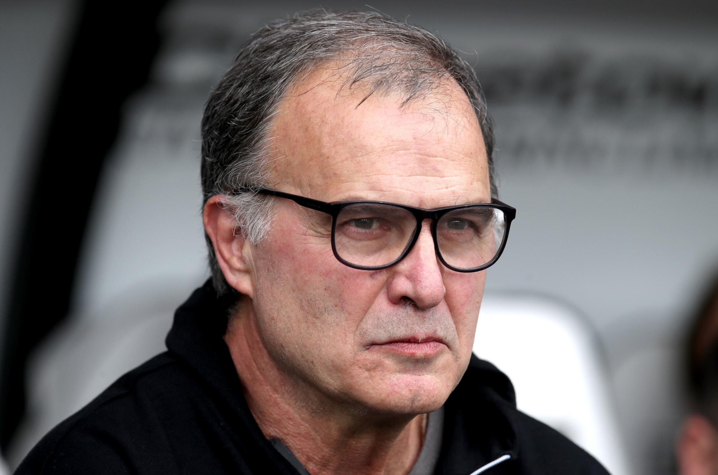 Marcelo Bielsa: Leeds manager admits 'we've had all our rivals watched'
